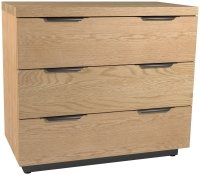 Meribel 3 Drawer Chest