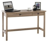 Teknik Study Desk Salt Oak - (w) 1198mm x (d) 494mm