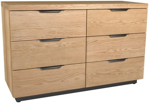 Meribel 6 Drawer Wide Chest