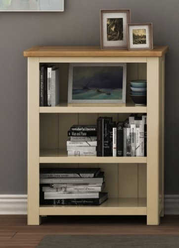 Portland Small Bookcase