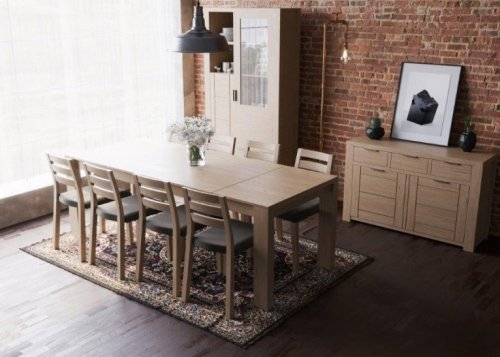 Houston Extending Dining Table