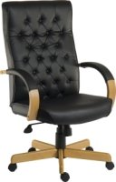 Teknik Warwick Noir Chair