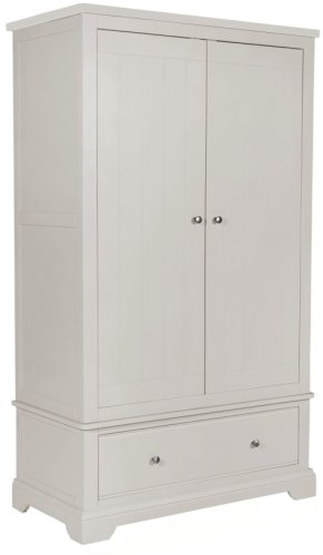 Burghley Gents Double Wardrobe