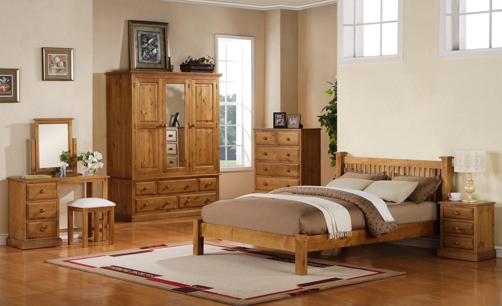 Pine Bedroom Furniture Set White Painted Living Room Furniture Uk Modroxcom