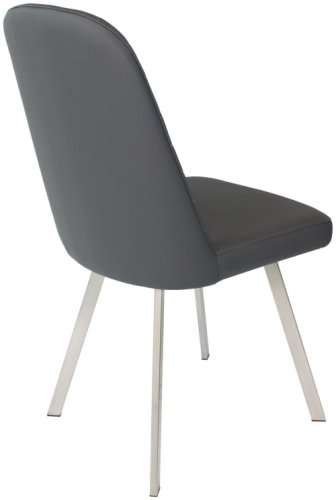 Geneva Faux Leather Dining Chair