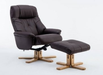 Teknik Recliner - Denver Brown
