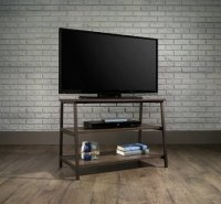 Teknik Industrial Style Tv/trestle Shelf Smoked Oak