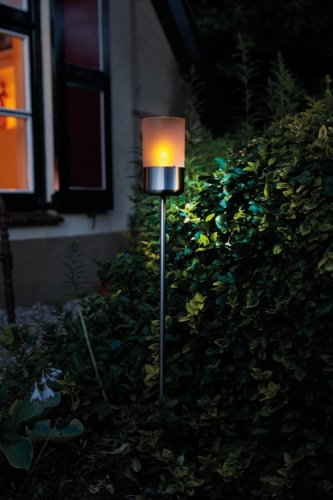 Luxform Lighting Jamaica Solar Led Spike Light