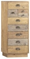 Brooklyn Loft Wellington Chest with Plinth Base