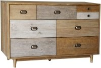 Brooklyn Loft 7 Drawer Wide Chest