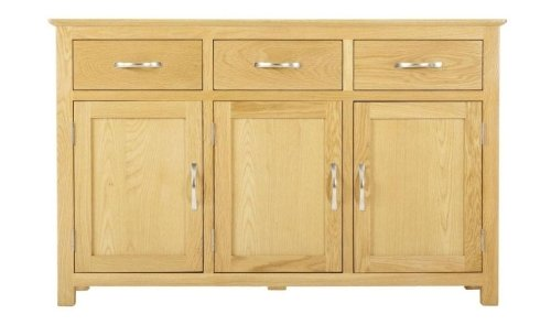 Kobe 3 Door 3 Drawer Sideboard