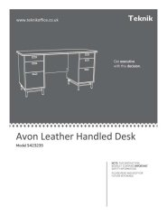 Avon Leather Handled Desk Instructions
