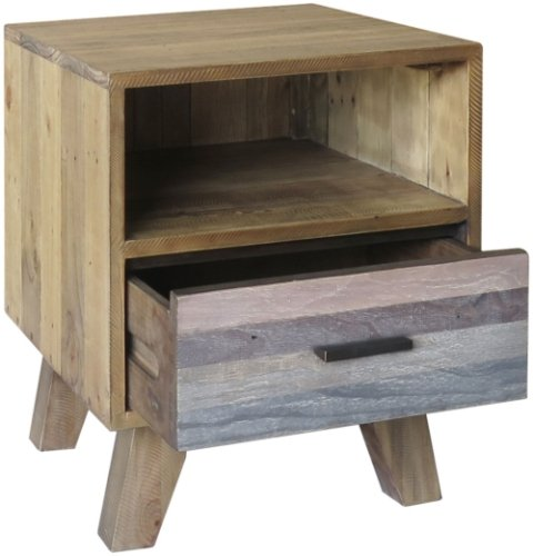 Rio Lamp Table with Drawer