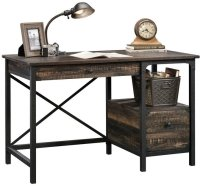 Teknik Steel Gorge Desk