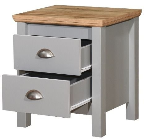 Eaton Nightstand With 2 Drawers