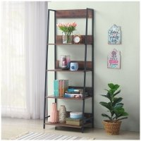 Abbey Bookcase With 4 Shelves