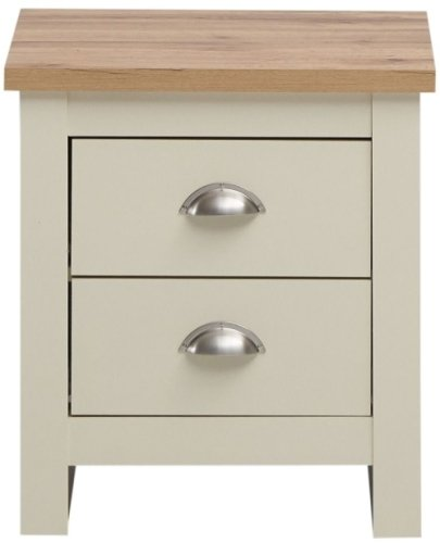 Lisbon Nightstand With 2 Drawers