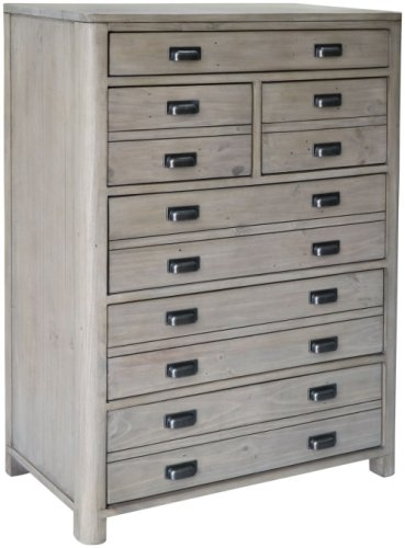 Moscow 6 Drawer Tall Chest
