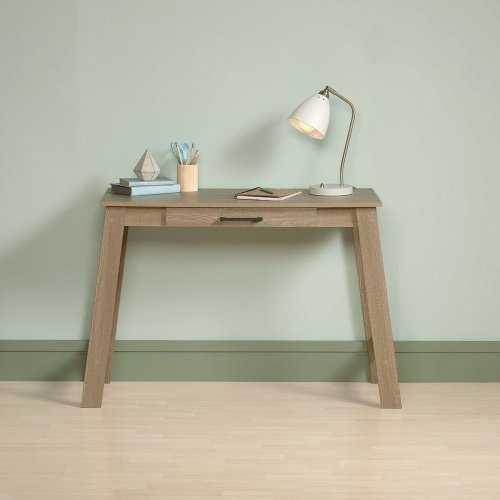 Teknik Trestle Desk (summer Oak)
