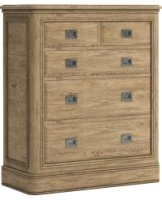Dallas 2 Over 3 Chest of Drawers